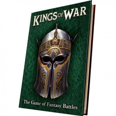 Reglamento Kings of War 3rd Edición (Castellano)