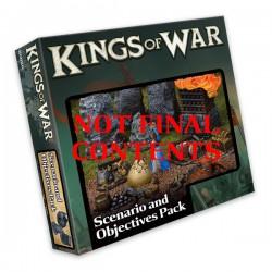 Kings of War Scenario and Objective Set