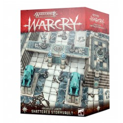 Warcry: Shattered Stormvault (Multilenguaje)