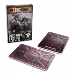 Necromunda Enforcer Tactics Card Pack (English)