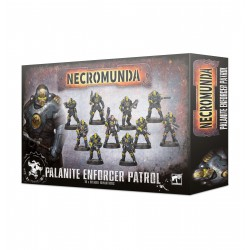 Necromunda: Palanite Enforcer Patrol (10)