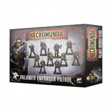 Necromunda: Palanite Enforcer Patrol (10)