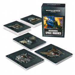Datacards: Space Marines (Inglés)