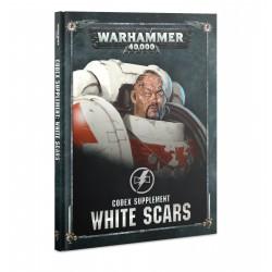 Codex: White Scars (Inglés)