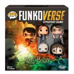 POP! Funkoverse Strategy Game - Harry Potter (4) (Castellano)