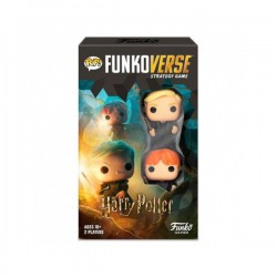 Funkoverse Strategy Game - Harry Potter (2) (Castellano)