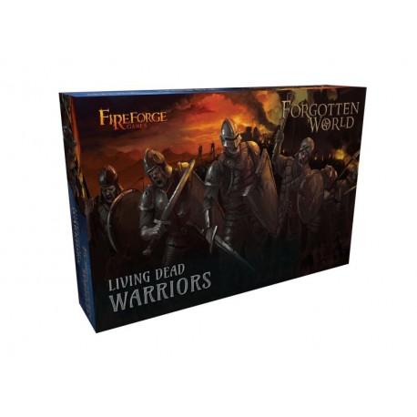 Forgotten World Living Dead: Warriors (12)