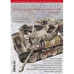 Especial Nº 20: Panzer volumen III (1942) Del Langrohr al Tiger