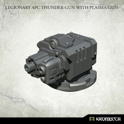 Legionary APC Thunder Gun with Plasma Gun