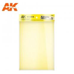 Masking Tape A4
