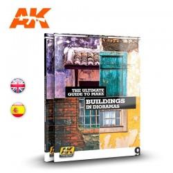 AK Learning 9 Cómo Hacer Edificios En Dioramas (Spanish)
