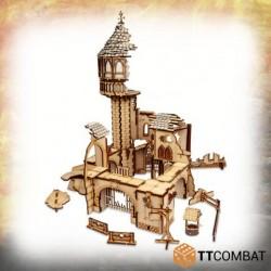 Savage Domain: Crumbling Tower