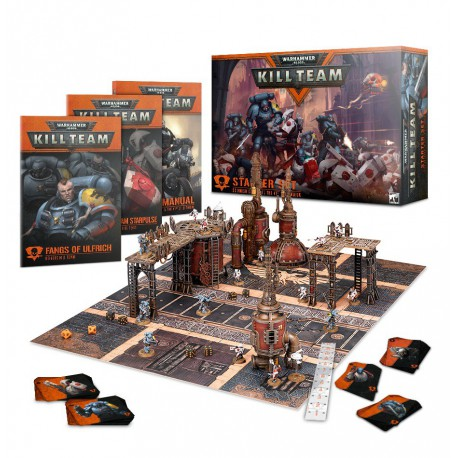Warhammer 40000: Kill Team 2019 (Spanish)