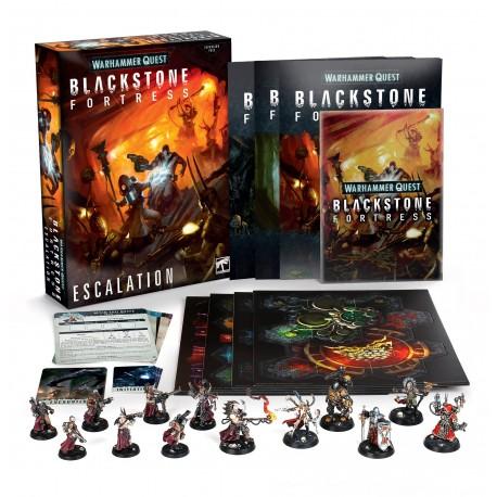 Blackstone Fortress: Escalation (Castellano)