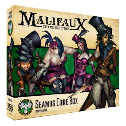 Seamus Core Box
