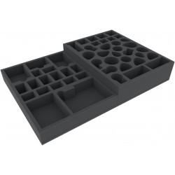 Foam Tray Warhammer Quest: Blackstone Fortress board game box
