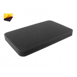 HS040RS 40 mm (1.6 inches) Figure Foam Tray half-size Raster Self-adhesive