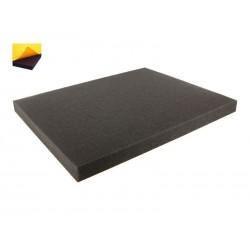 FS025RS 25 mm (1 inch) Figure Foam Tray full-size Raster self-adhesive