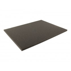 FS010B 10 mm Full-size foam topper / foam base