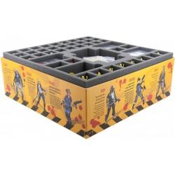 Foam tray value set for Zombicide Season 3 Rue Morgue