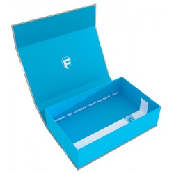Magnetic Box half-size 75mm Azul (Vacía)