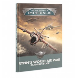 Aeronautica Imperialis: Rynn's World Air War Campaign Book (Inglés)