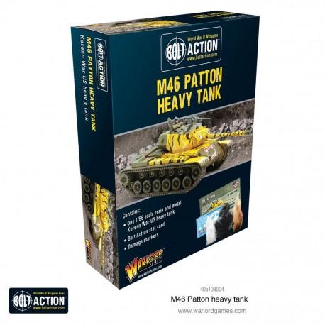 M46 Patton Heavy Tank