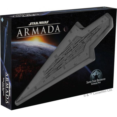 Super Star Destroyer Expansion Pack (English) (Spanish)