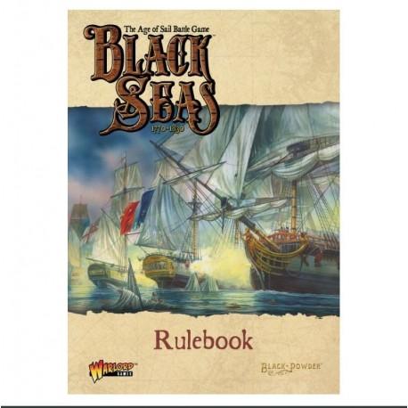 Black Seas rulebook (Inglés)