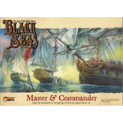 Black Seas: Master & Commander Starter Set (Inglés)