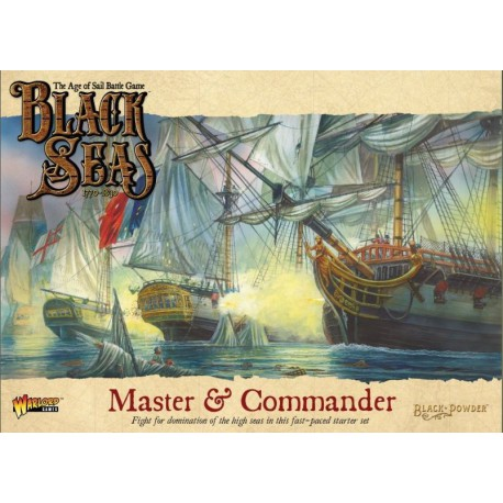 Black Seas: Master & Commander Starter Set (English)
