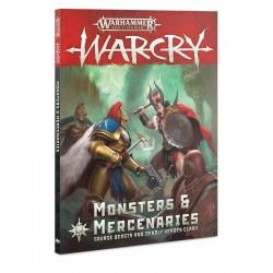Warcry: Monstruos Y Mercenarios (Spanish)