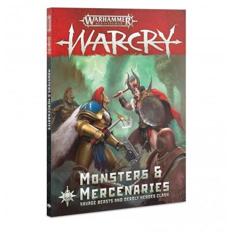 Warcry: Monstruos y Mercenarios (Castellano)