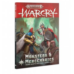 Warcry: Monsters & Mercenaries (ENG)