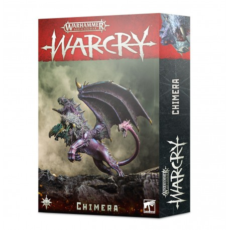 Warcry: Chimera (Multilenguaje)