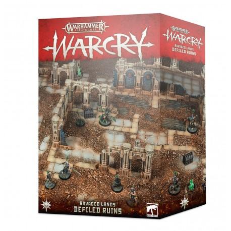 Warcry: Defiled Ruins (Multilenguaje)