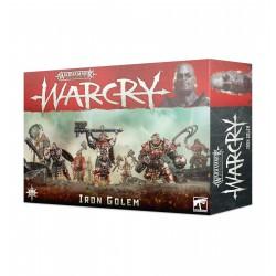 Warcry: Iron Golem (Multilenguaje)