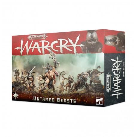 Warcry: Untamed Beasts (Multilanguage)