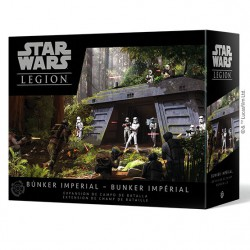 Starwars Legion: Búnker Imperial (Spanish)
