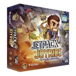 Jetpack Joyride (Castellano)