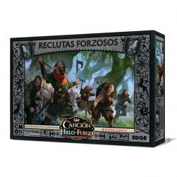 Reclutas Forzosos (Spanish)