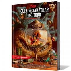 Dungeons & Dragons: Guía del Xanathar para Todo (Spanish)