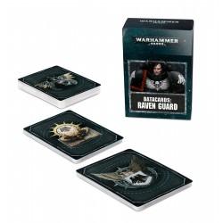 Datacards: Raven Guard (Spanish)