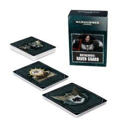 Datacards: Raven Guard (English)