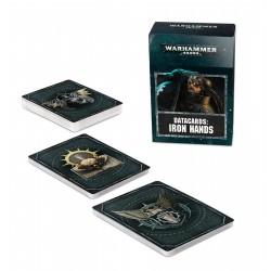 Datacards: Iron Hands (Spanish)
