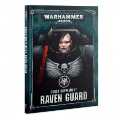 Codex: Raven Guard (Inglés)