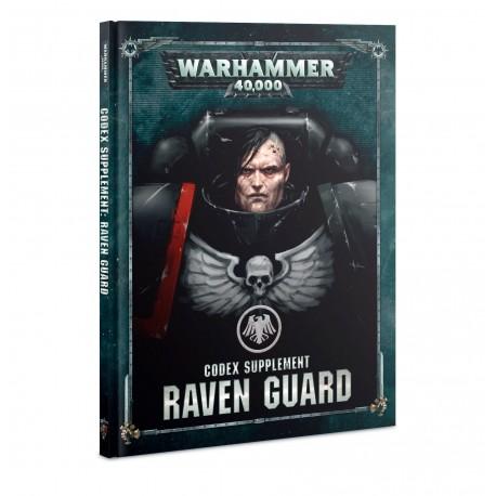 Codex: Raven Guard (Inglés)