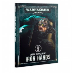 Codex: Iron Hands (Inglés)