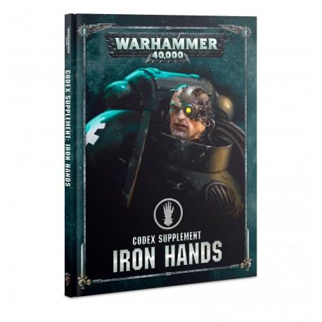 Codex: Iron Hands (Inglés)