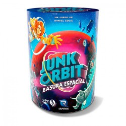 Junk Orbit (Spanish)